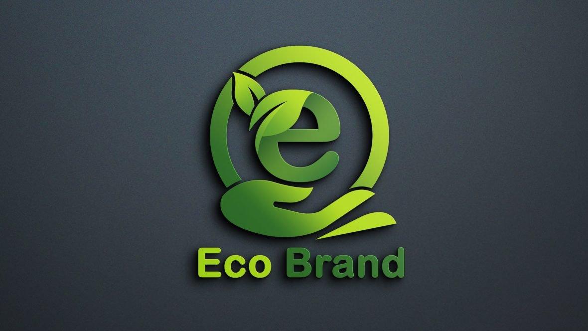 Eco Brand Logo Design