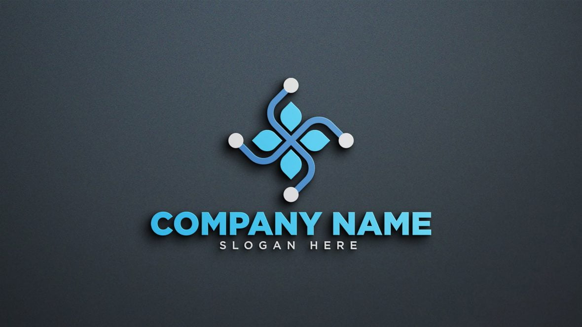Modern Logo Vector Art