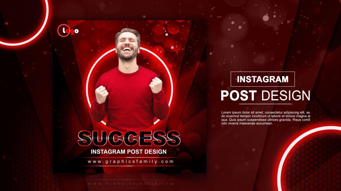 Successful Instagram Post Design
