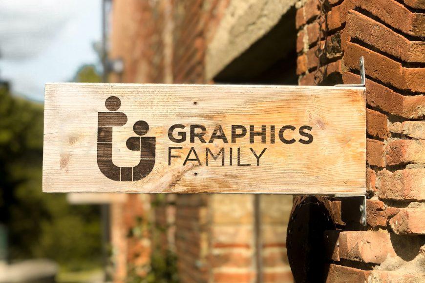 Wooden Board Logo