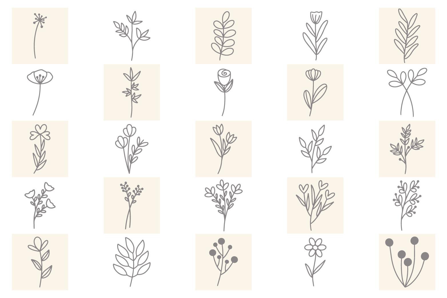 50 Free Floral Vectors Download