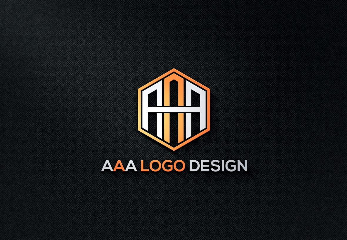 AAA Letters Logo Design