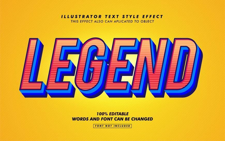 Blush Layer Text Effect