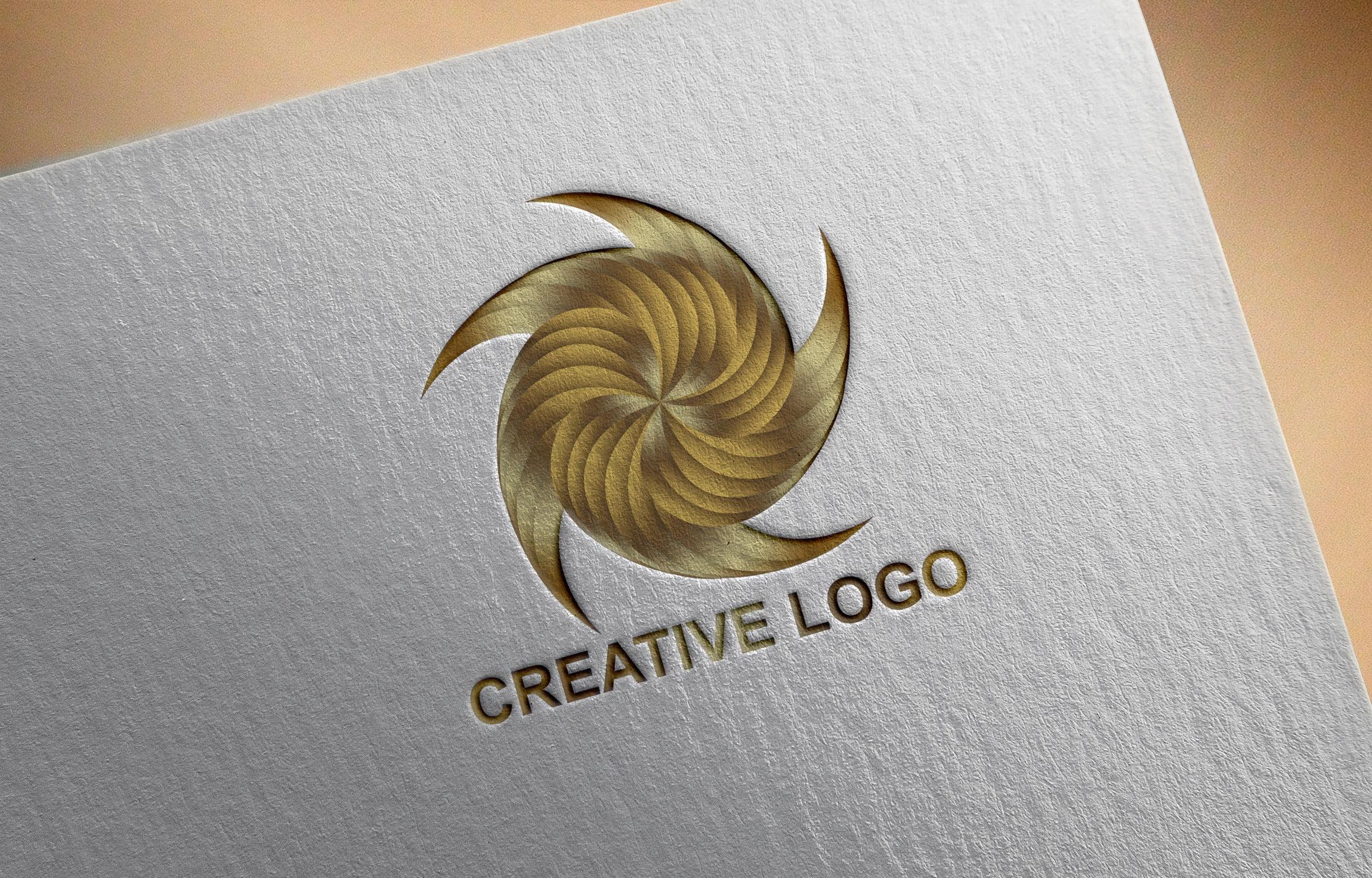 Creative Abstract Logo Design