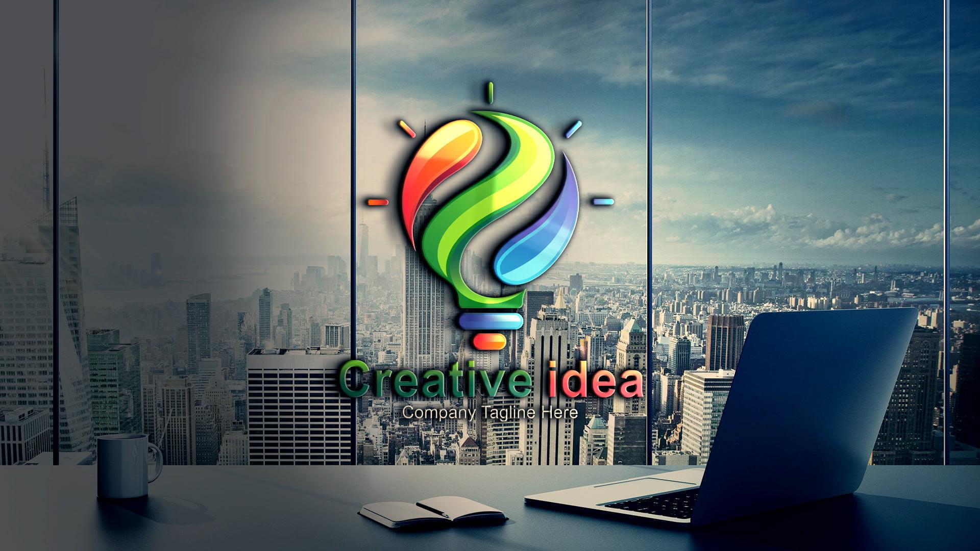 Creative Idea Logo Design Download