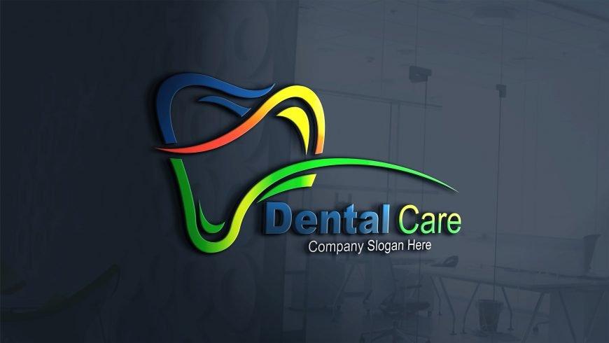 Dental Logo Design, Dentist Logo Template