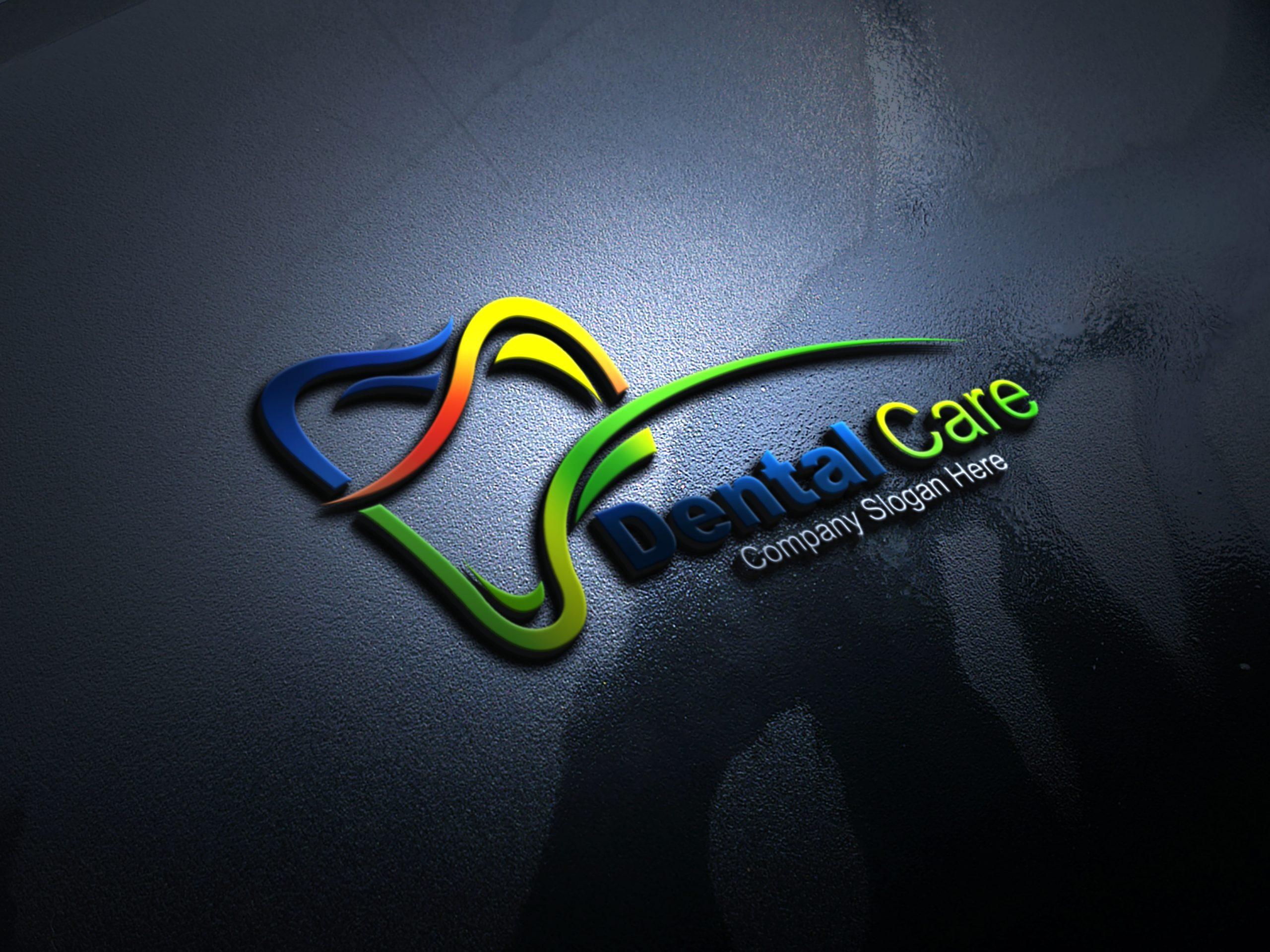 Dental Logo Design Template Source
