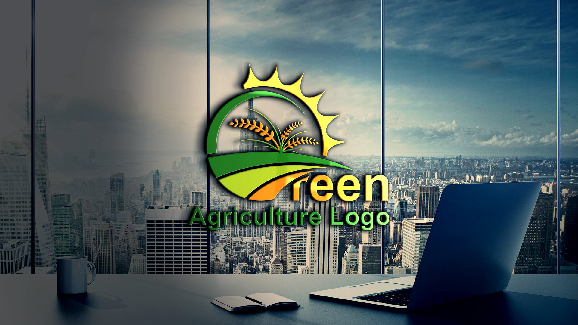 Download Farm Logo Vector - Agriculture Logo Design