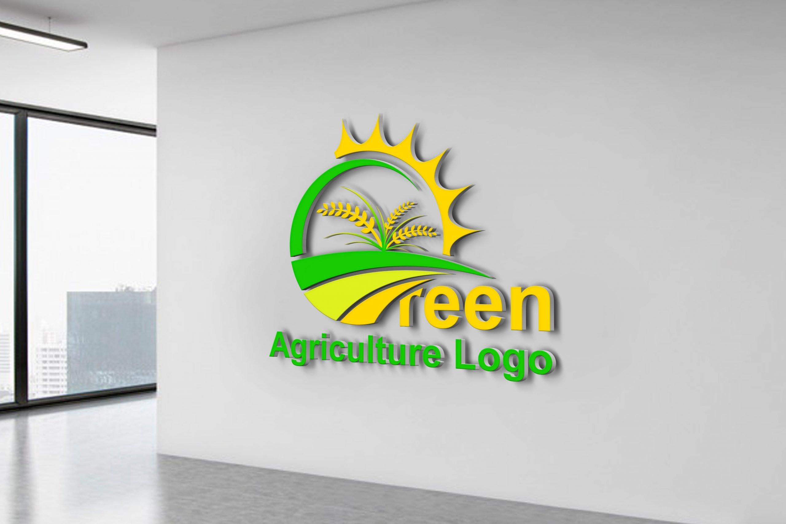 Download Farm Logo Vector - Agriculture Logo Template