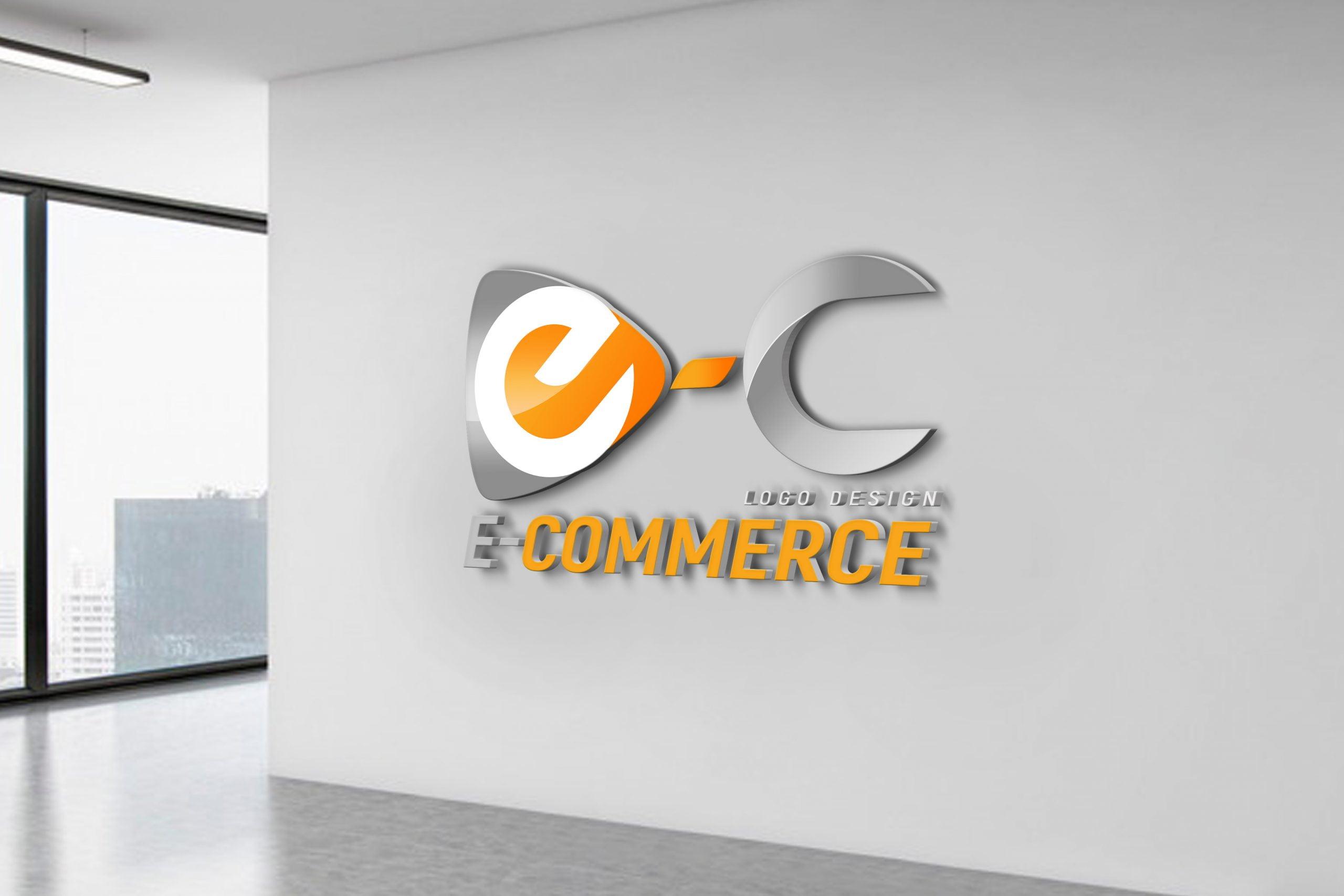E-commerce Logo Design Free Download