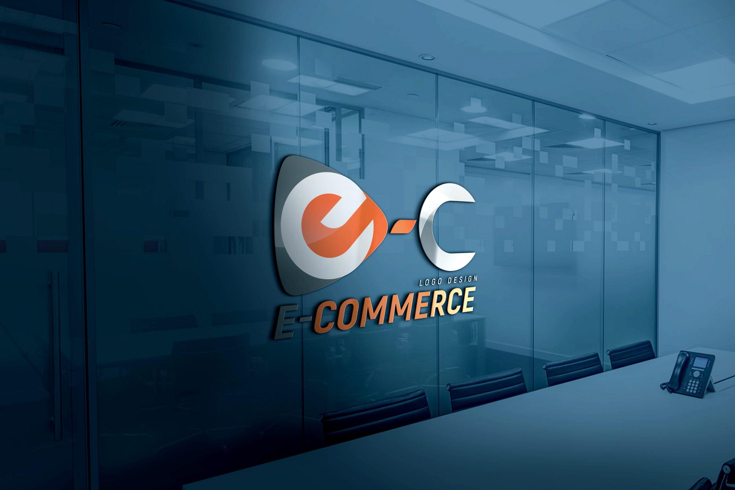 E-commerce Logo Design Template