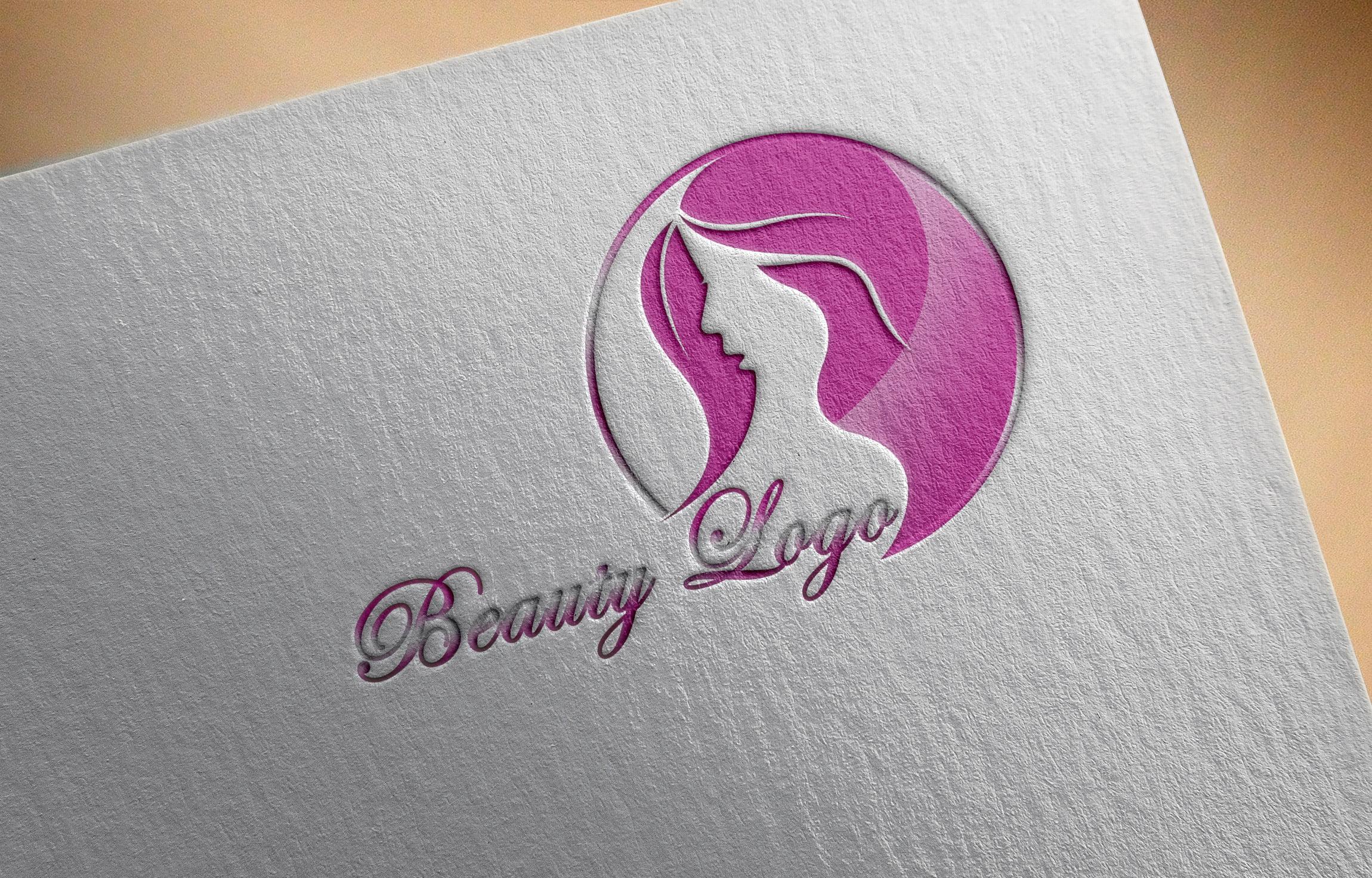 Free Beauty Logo Design Download