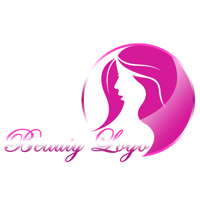 Free Beauty Logo Design Template PNG Transparent