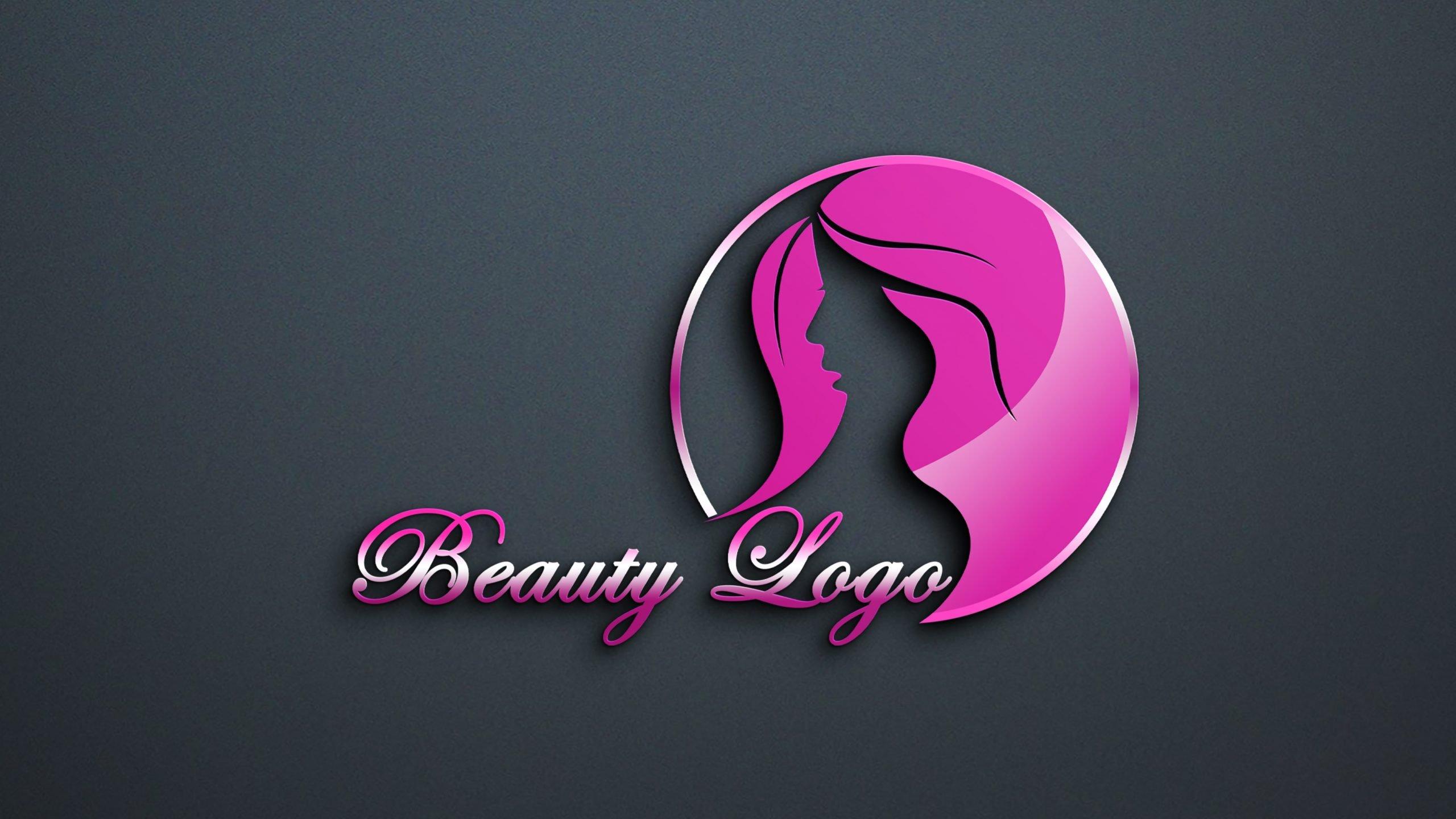 Free Beauty Logo Design