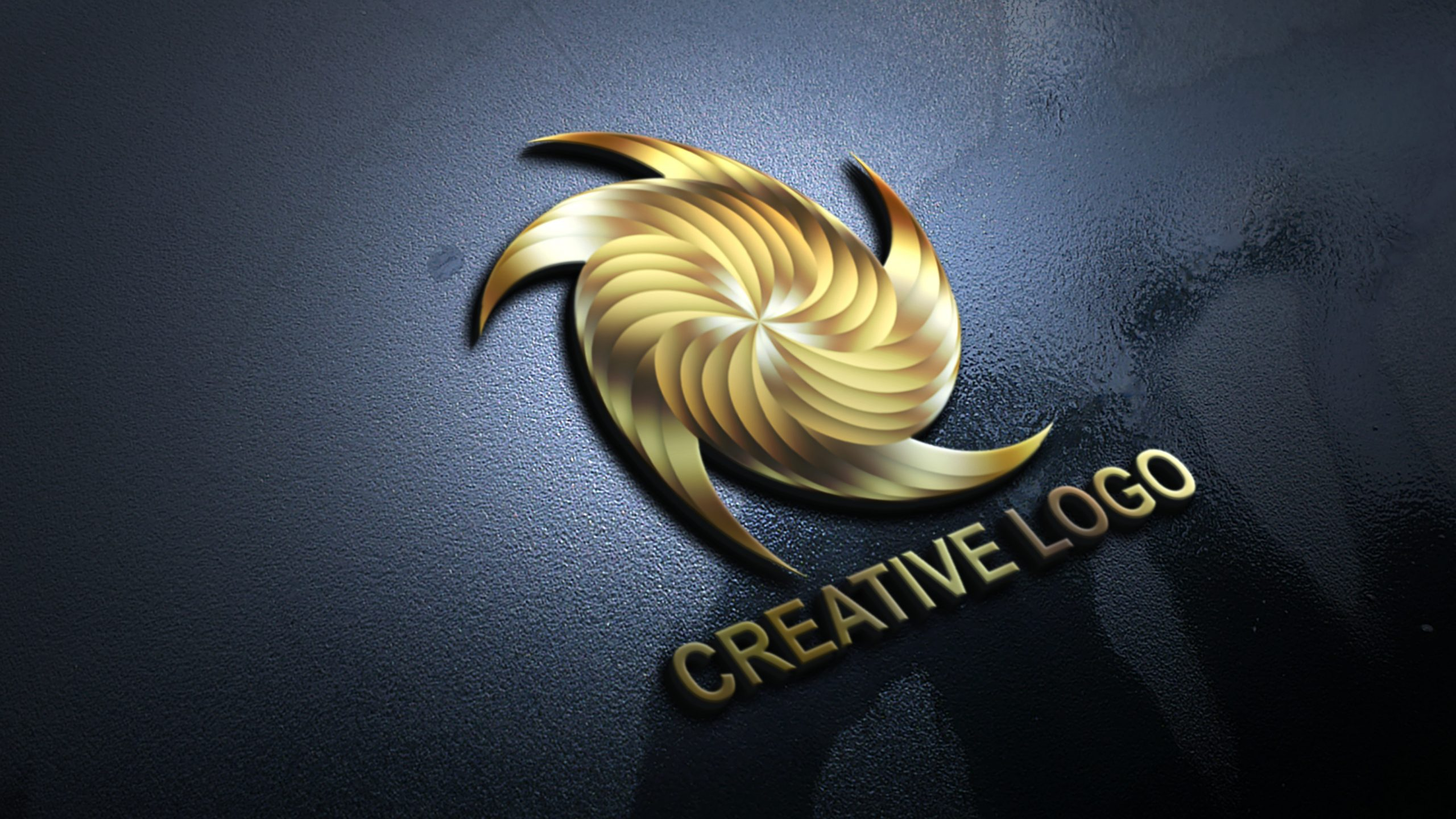 Free Creative Abstract Logo Design Template Download