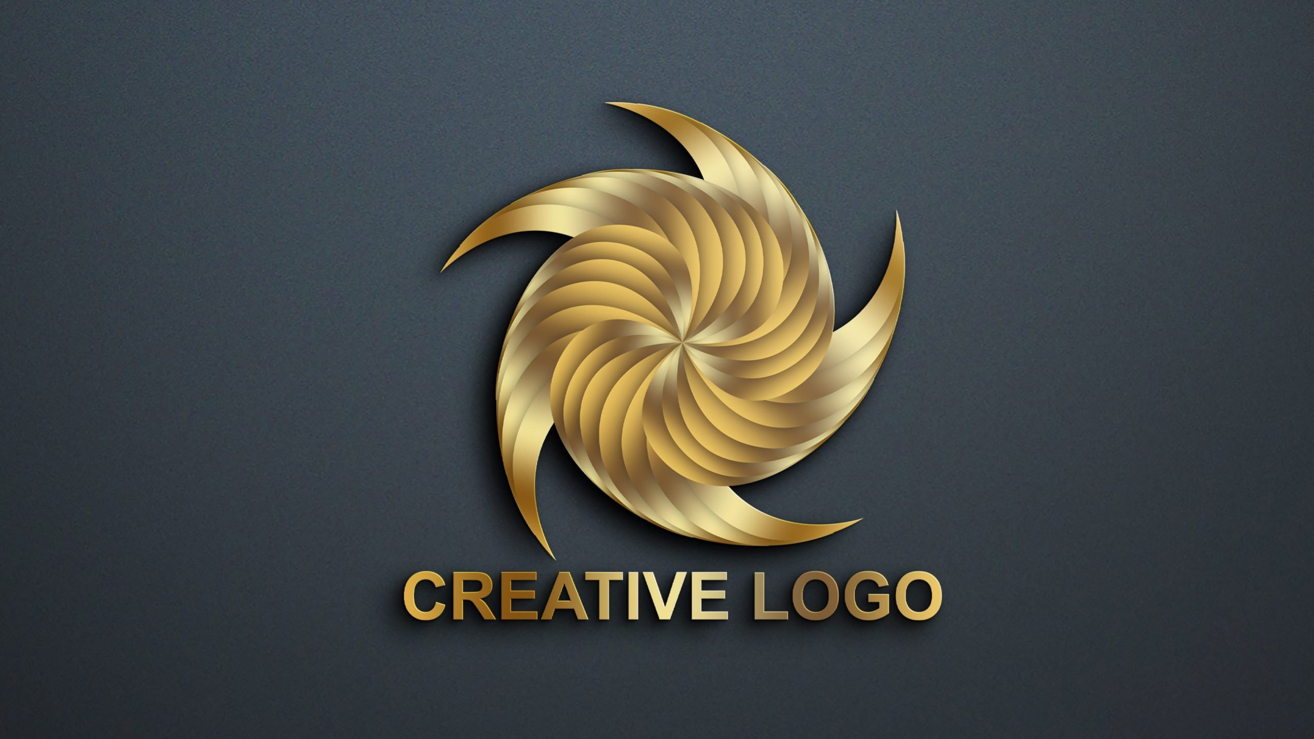 Free Creative Abstract Logo Design Template