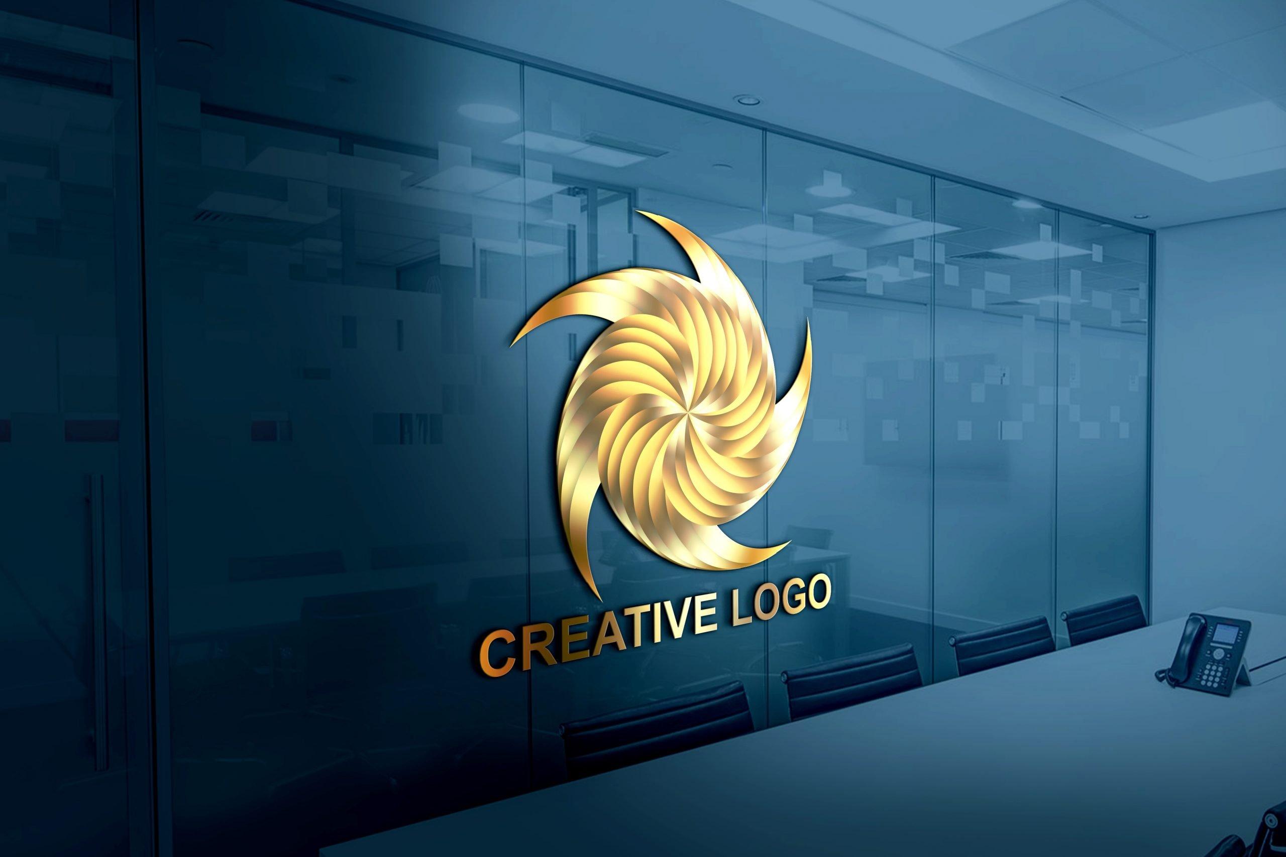 Free Creative Abstract Logo Design
