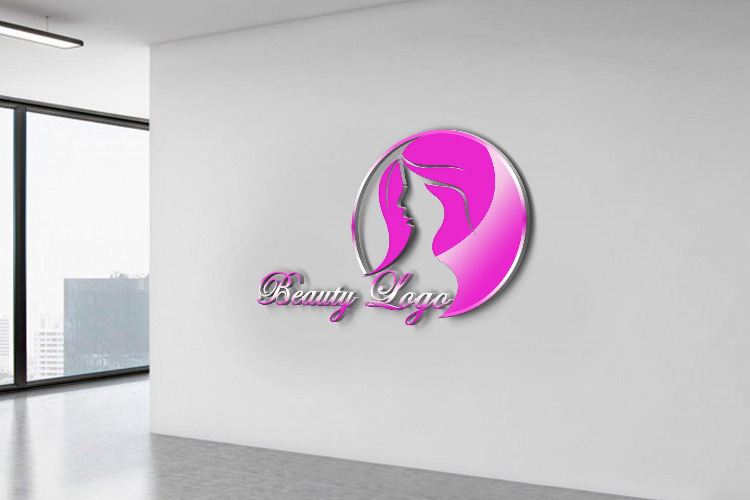 Free Download Beauty Logo Design