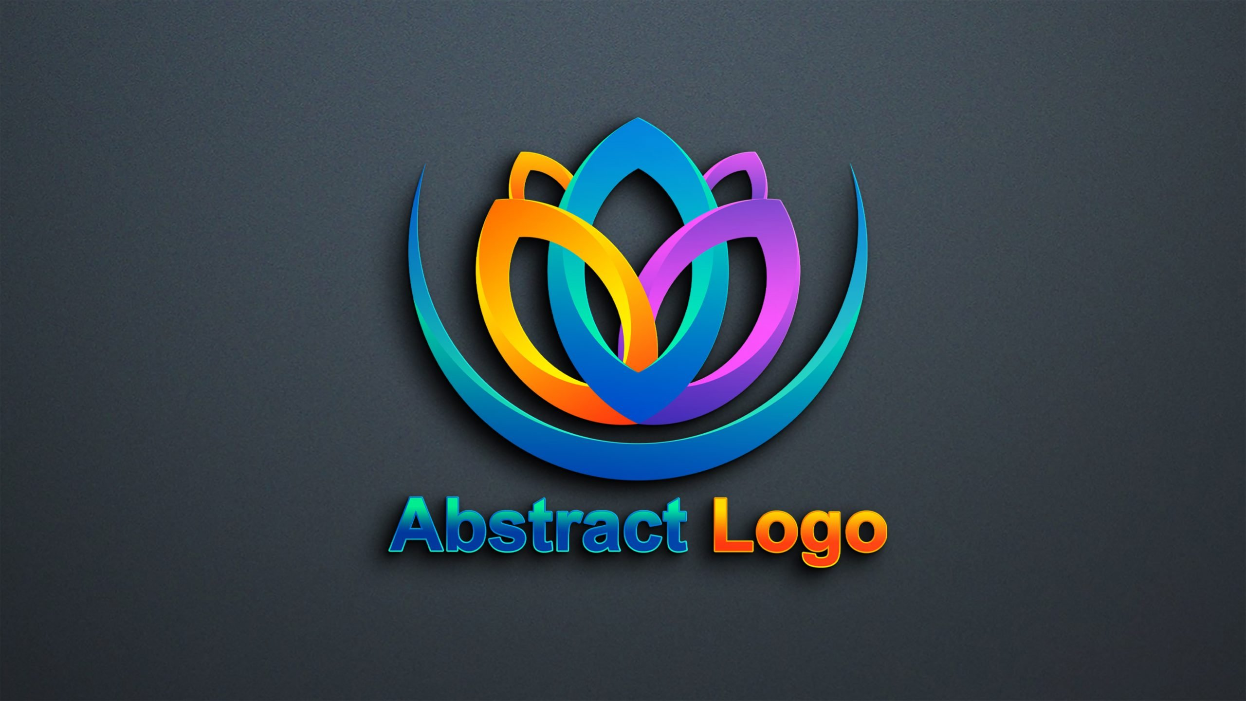 Free Download Editable Abstract Logo Design