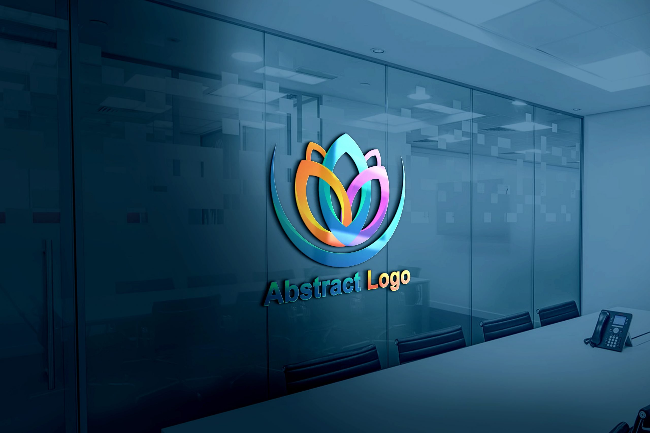 Free Editable Abstract Logo Design Download