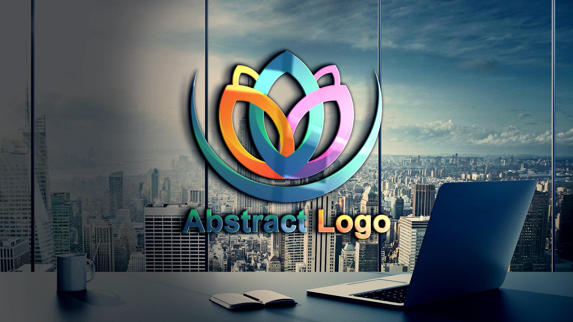 Free Editable Abstract Logo Design Template