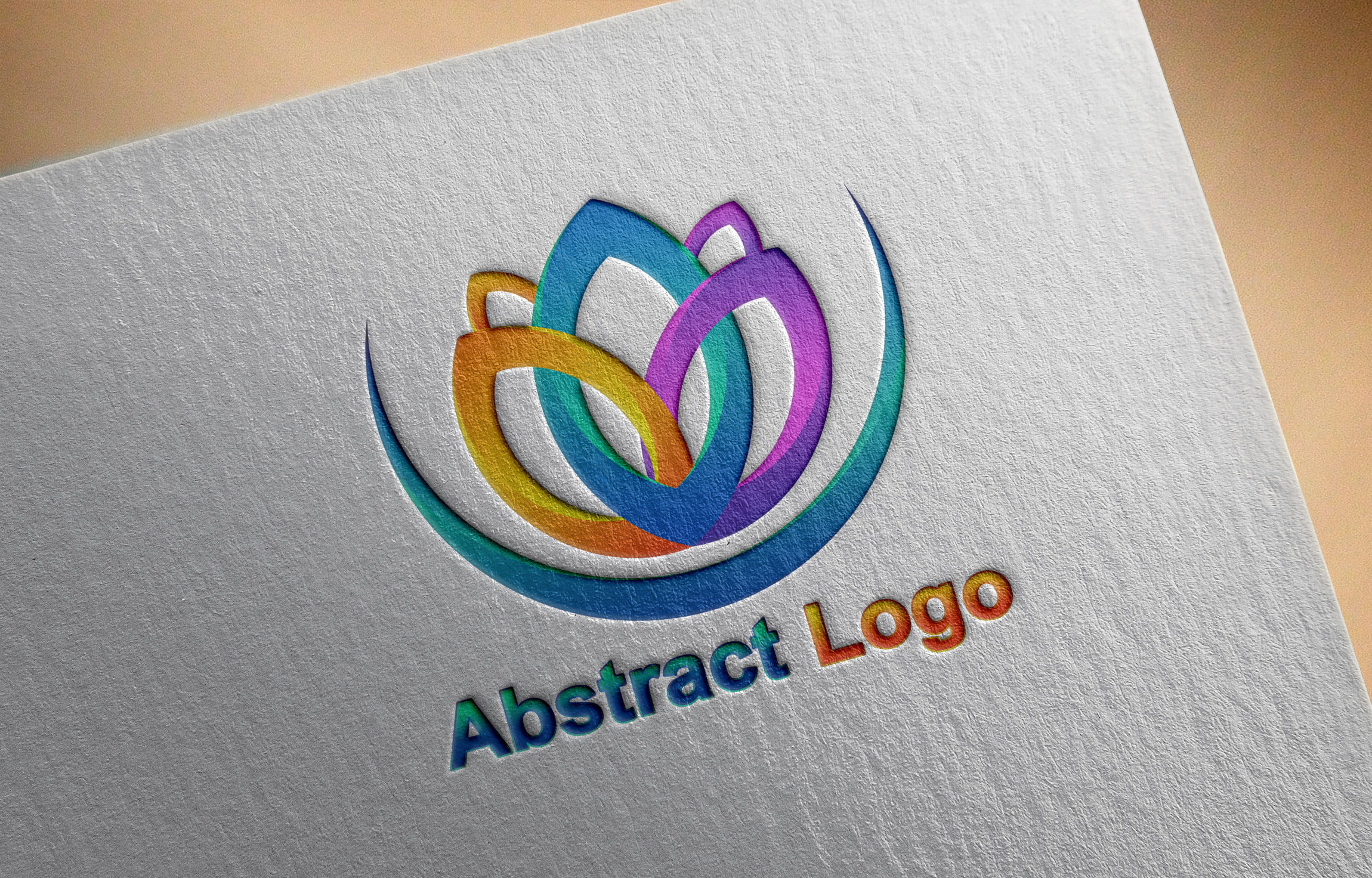 Free Editable Abstract Logo Download