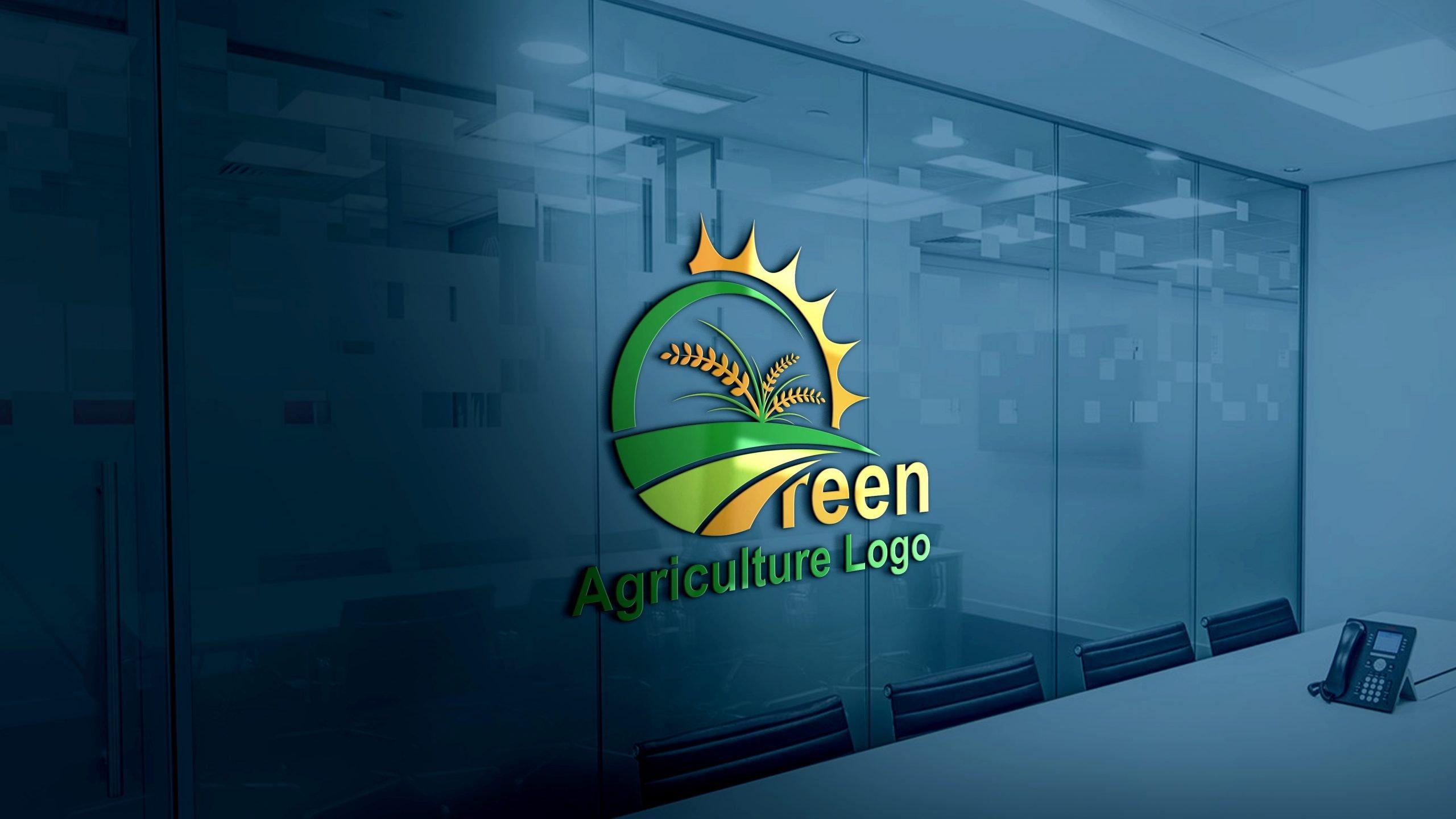 Free Farm Logo Vector - Agriculture Logo Design