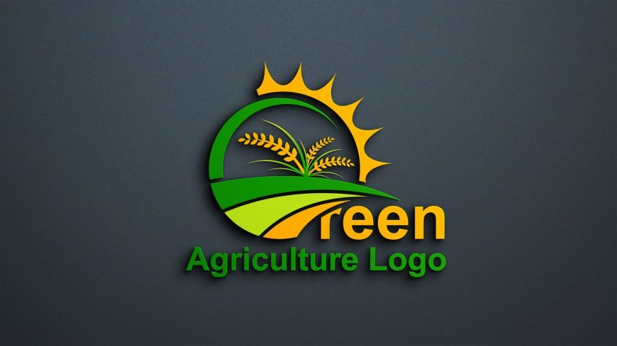 Free Farm Logo Vector - Agriculture Logo Template Download