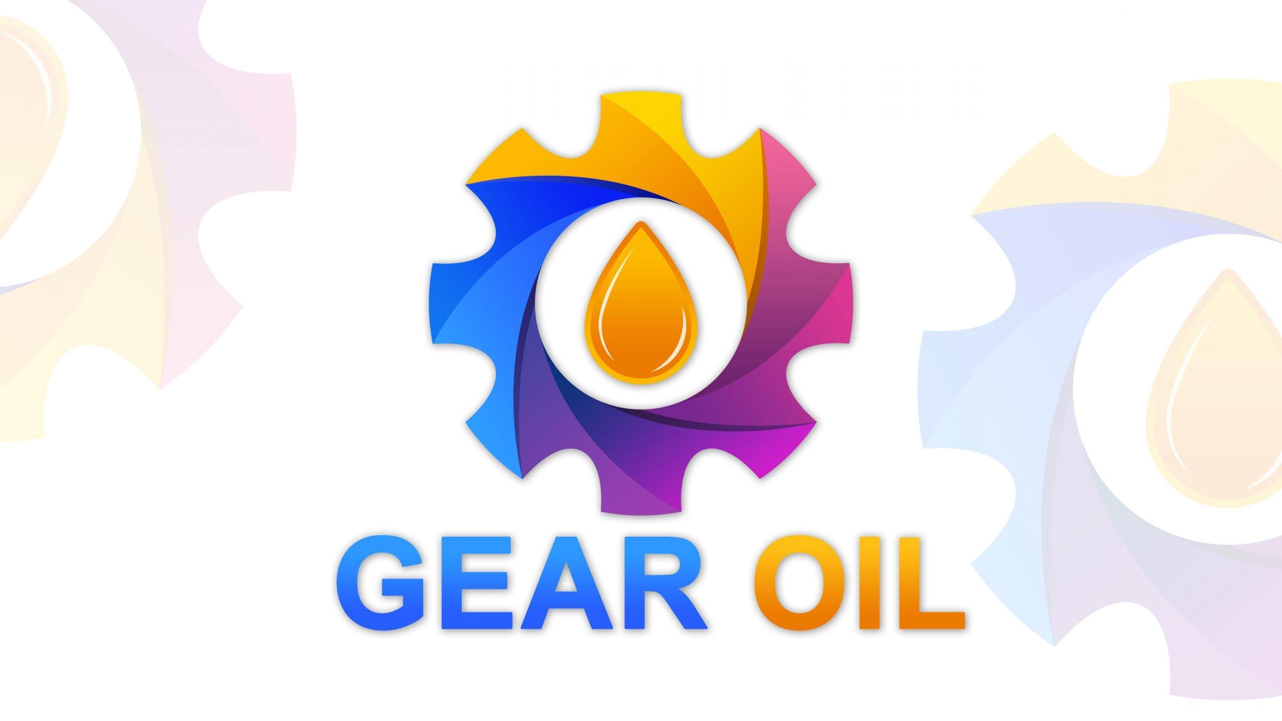 Free Gear Logo Vector Design Template