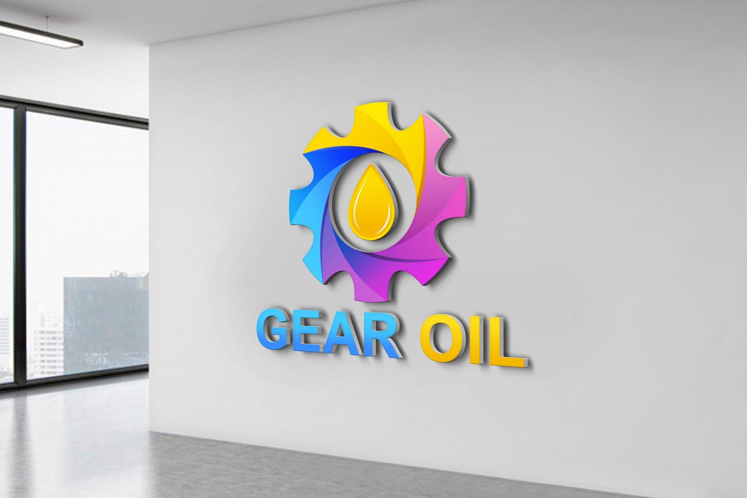 Free Gear Logo Vector Design