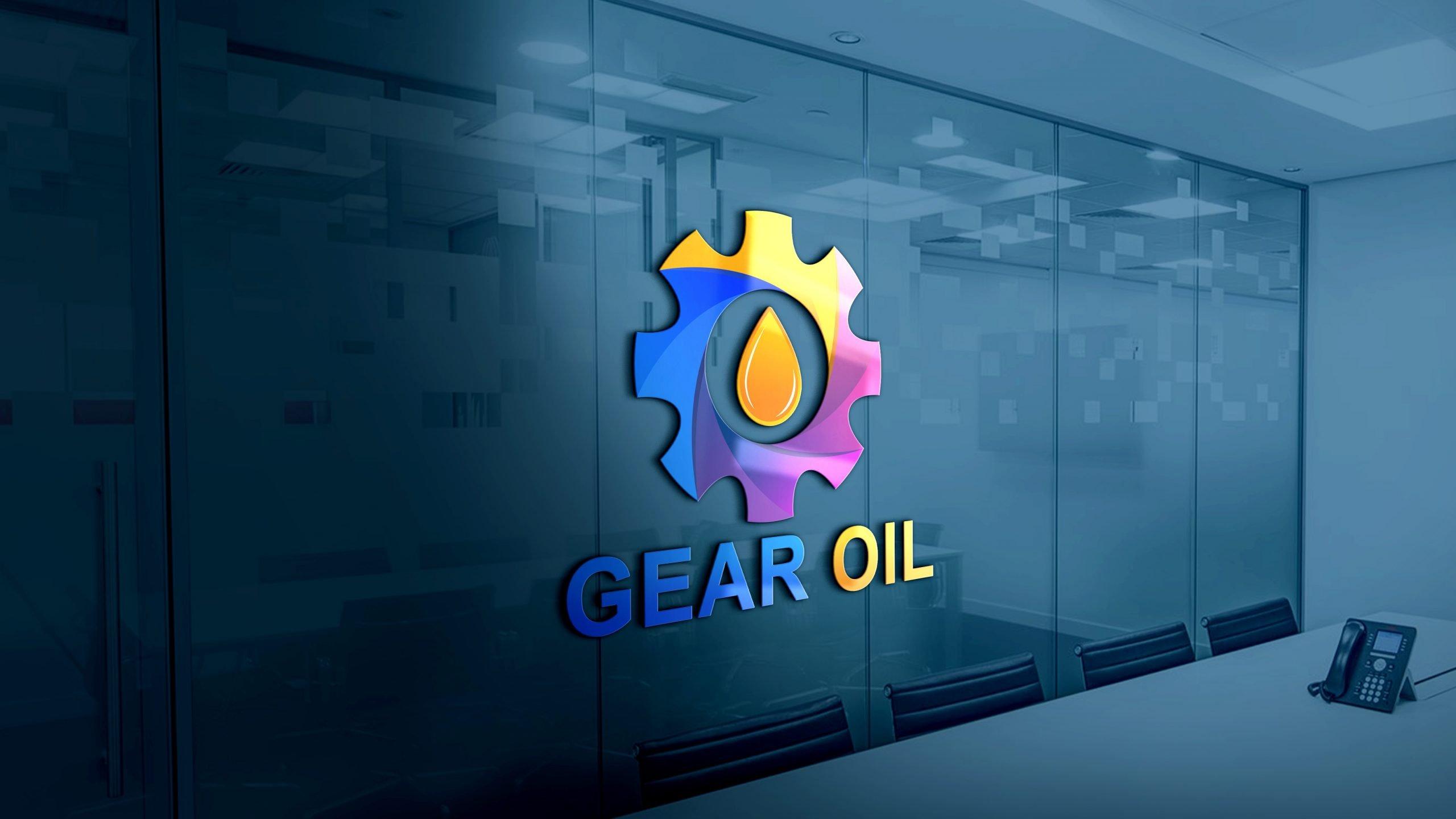 Free Gear Logo Vector Download