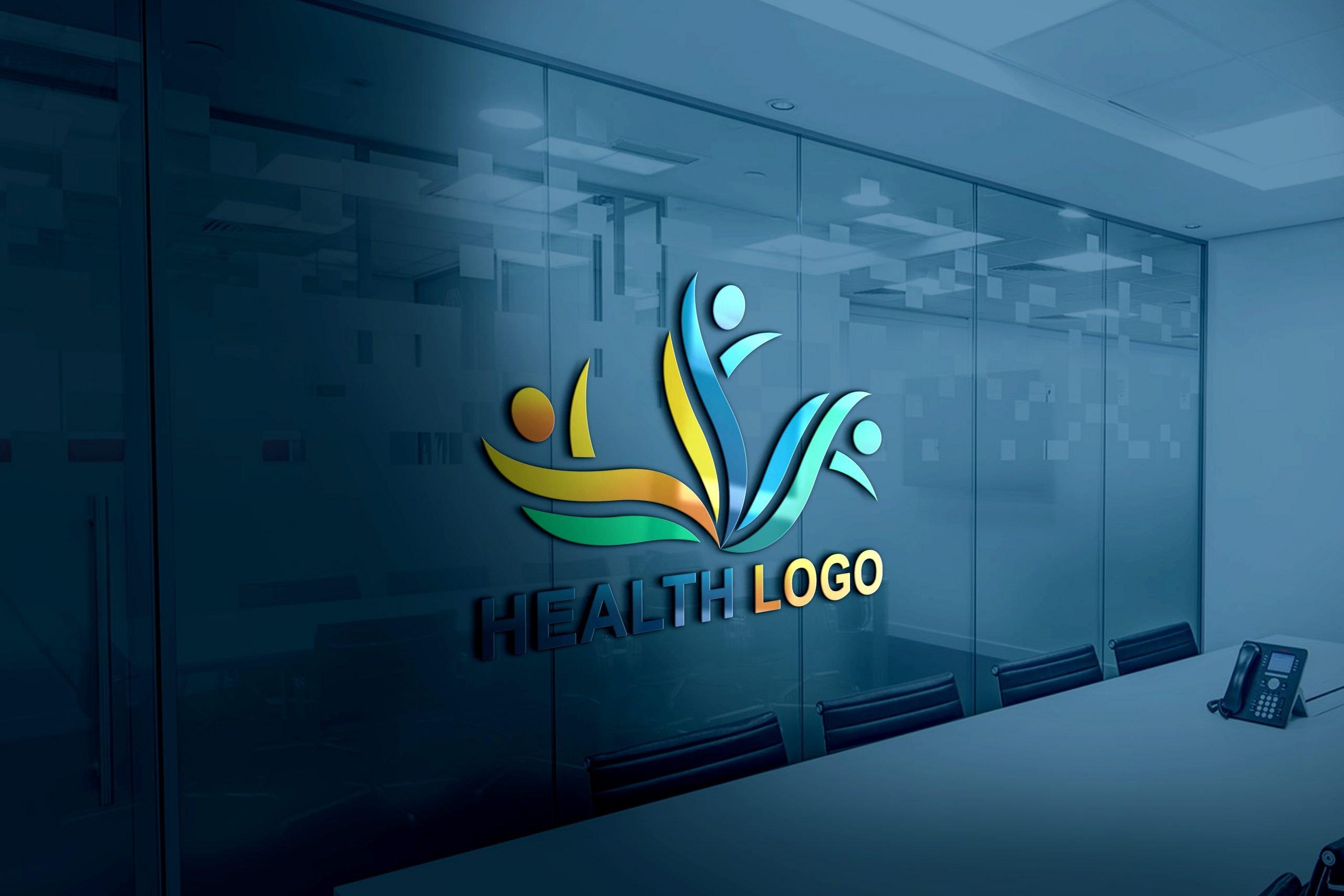 Free Health Logo Design
