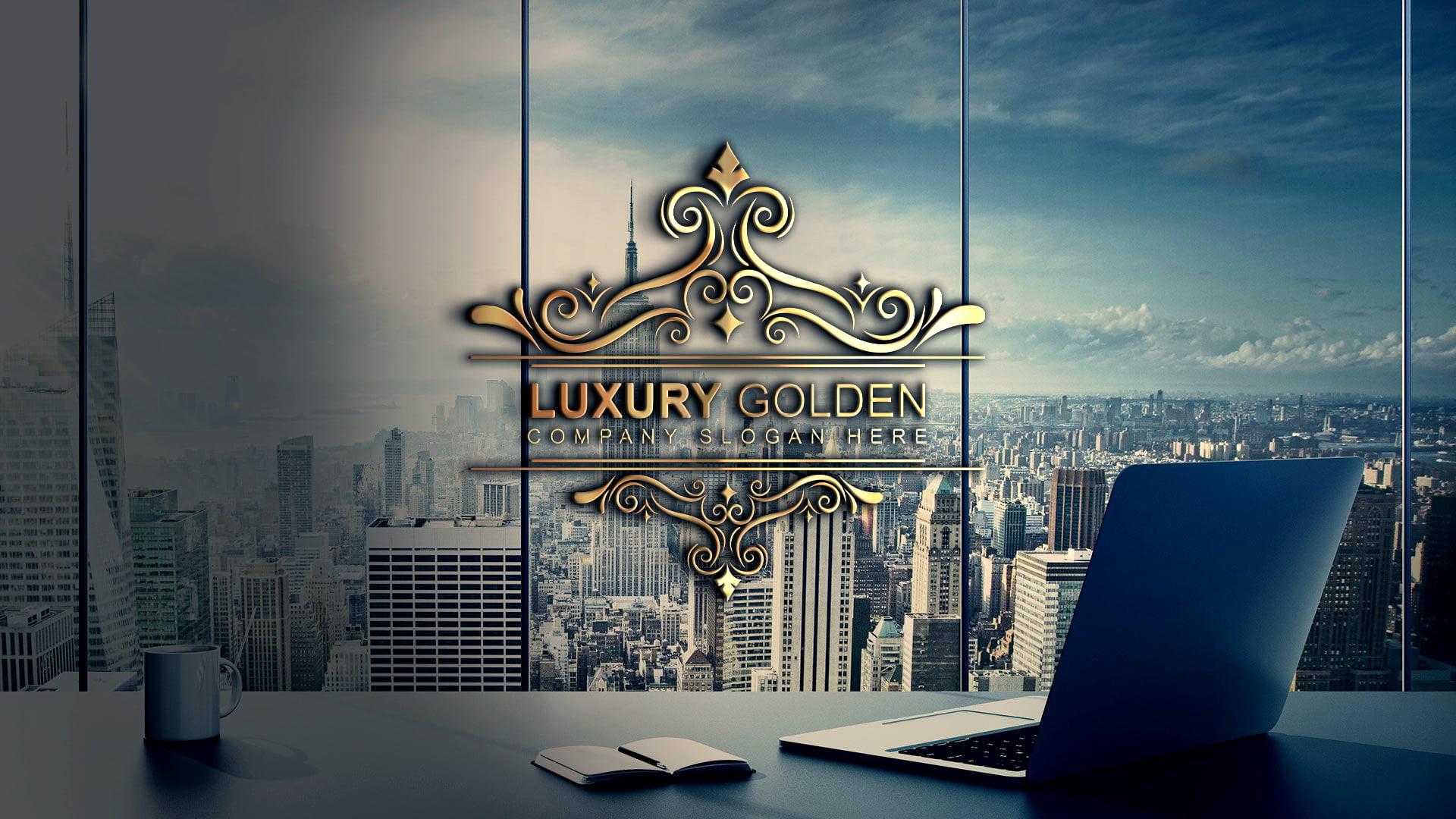 Free Luxury Logo Design