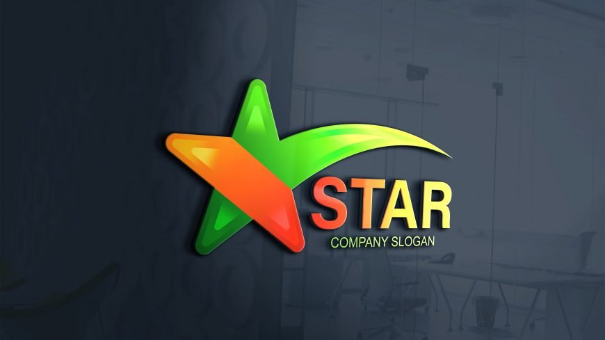 Free Star Logo Design Download