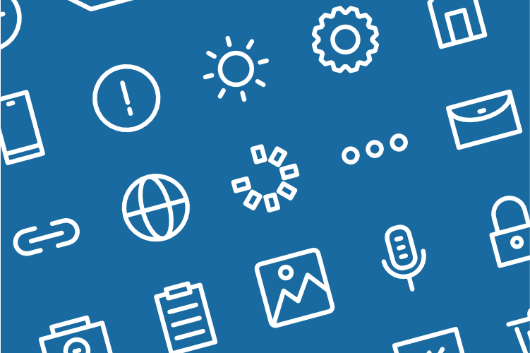 Free User Interface Icons Font Download