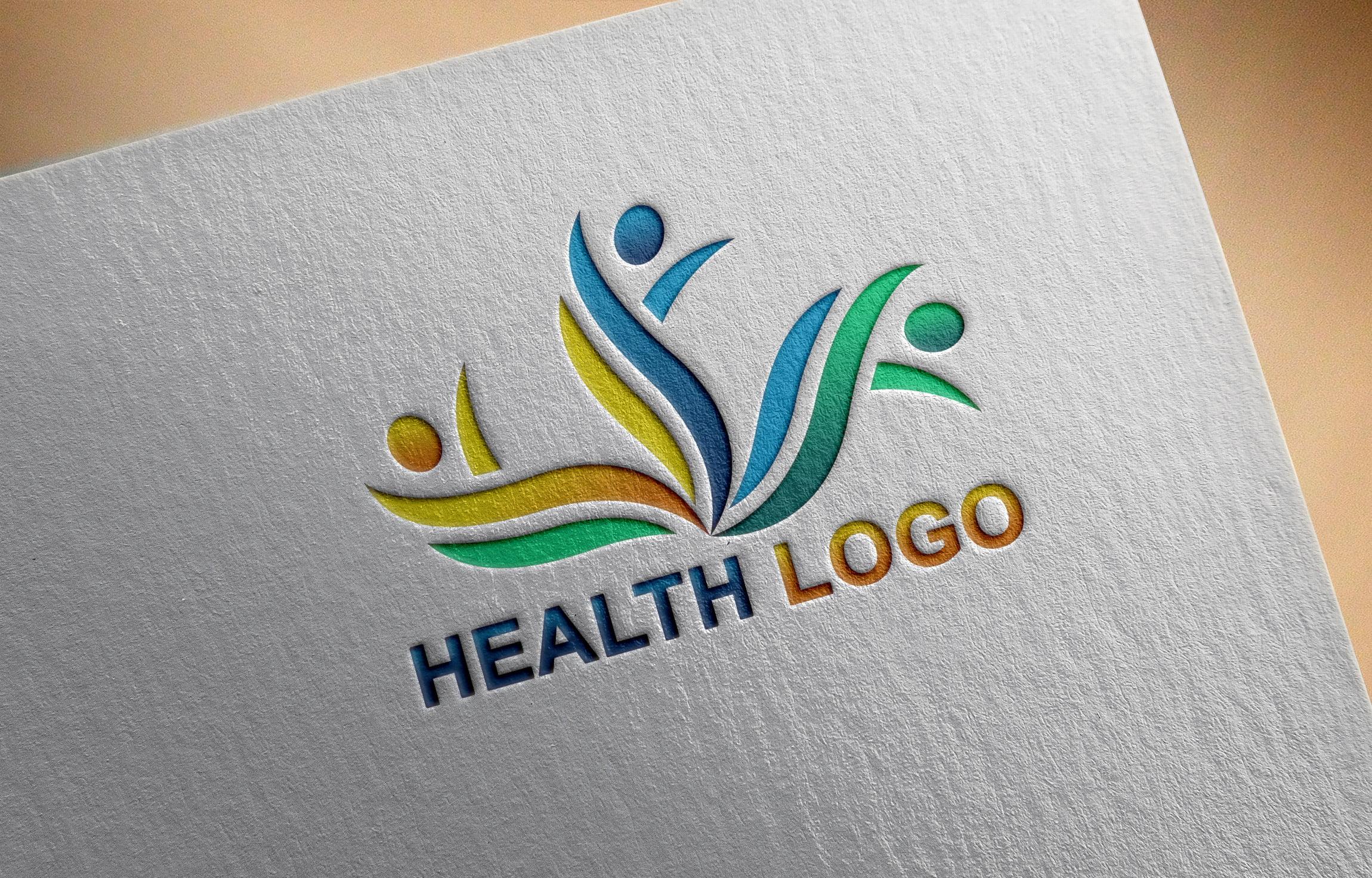 Health Logo Design Download