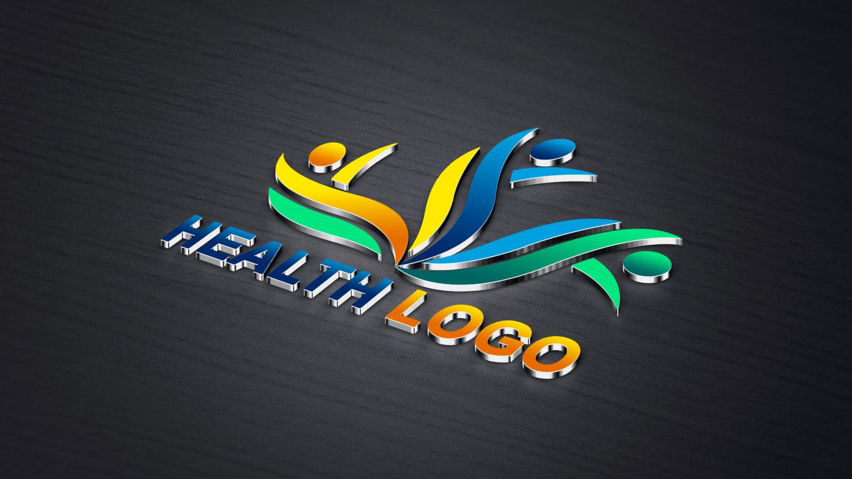 Health Logo Design Template