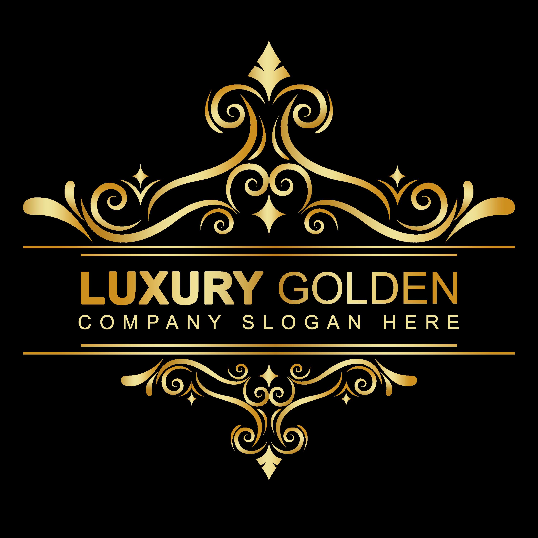 Luxury Logo Design PNG Transparent