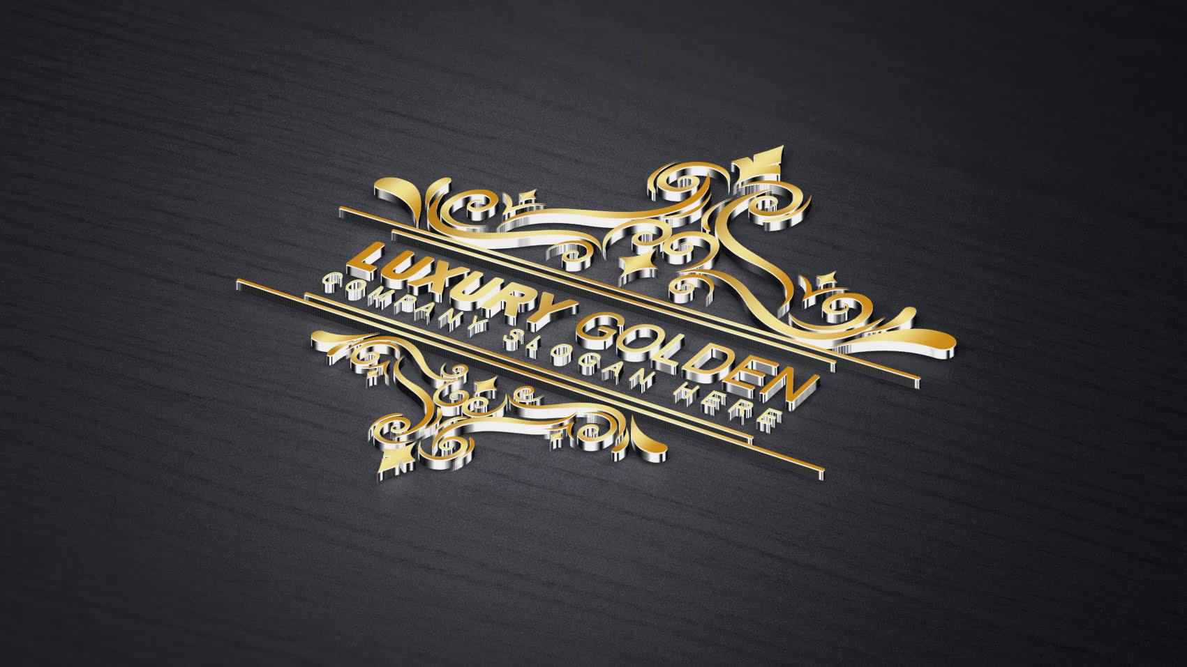 Luxury Logo Design Template Download
