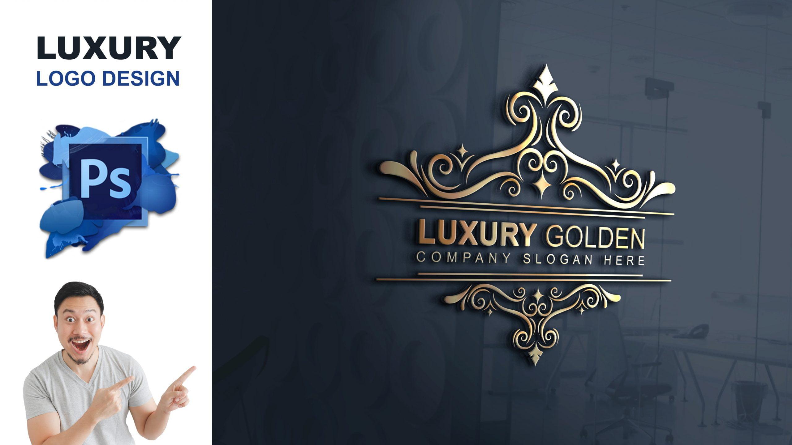 Luxury Logo Design Thum