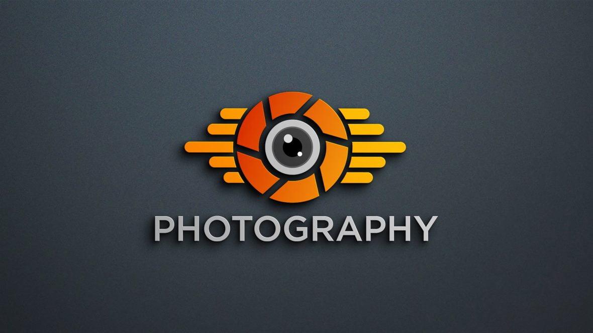 Photography Logo Design Download