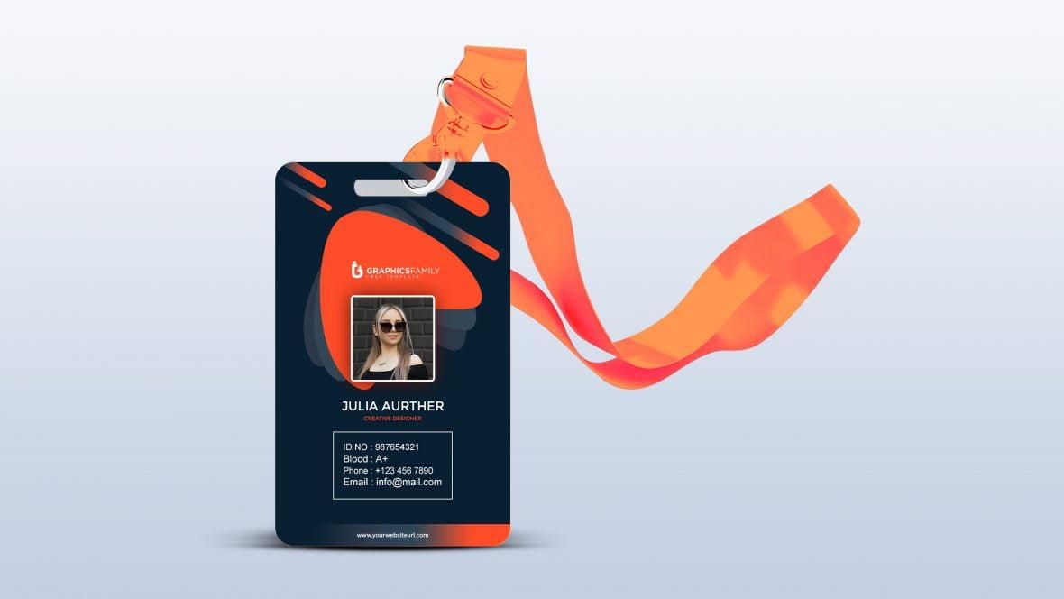 Production Artist ID Card Design