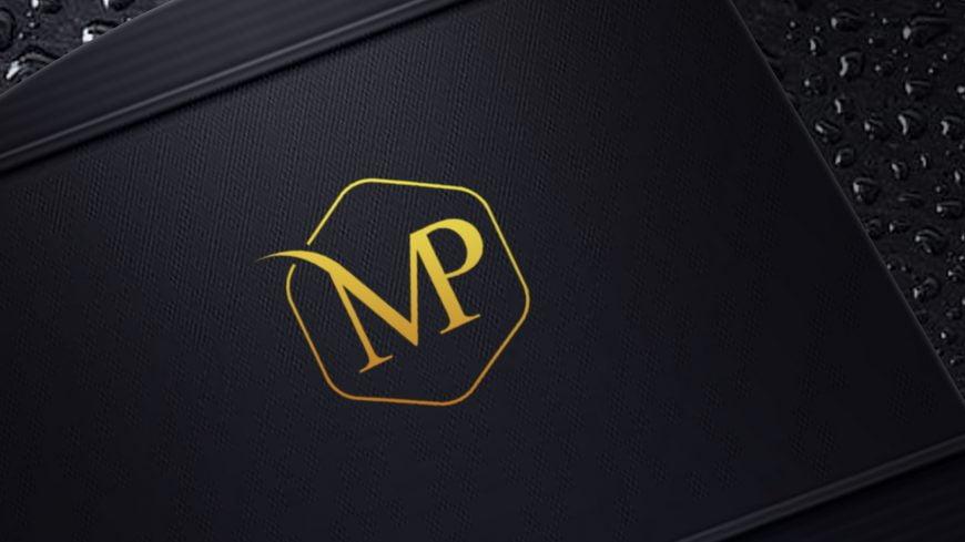 Professional MP Logo Design