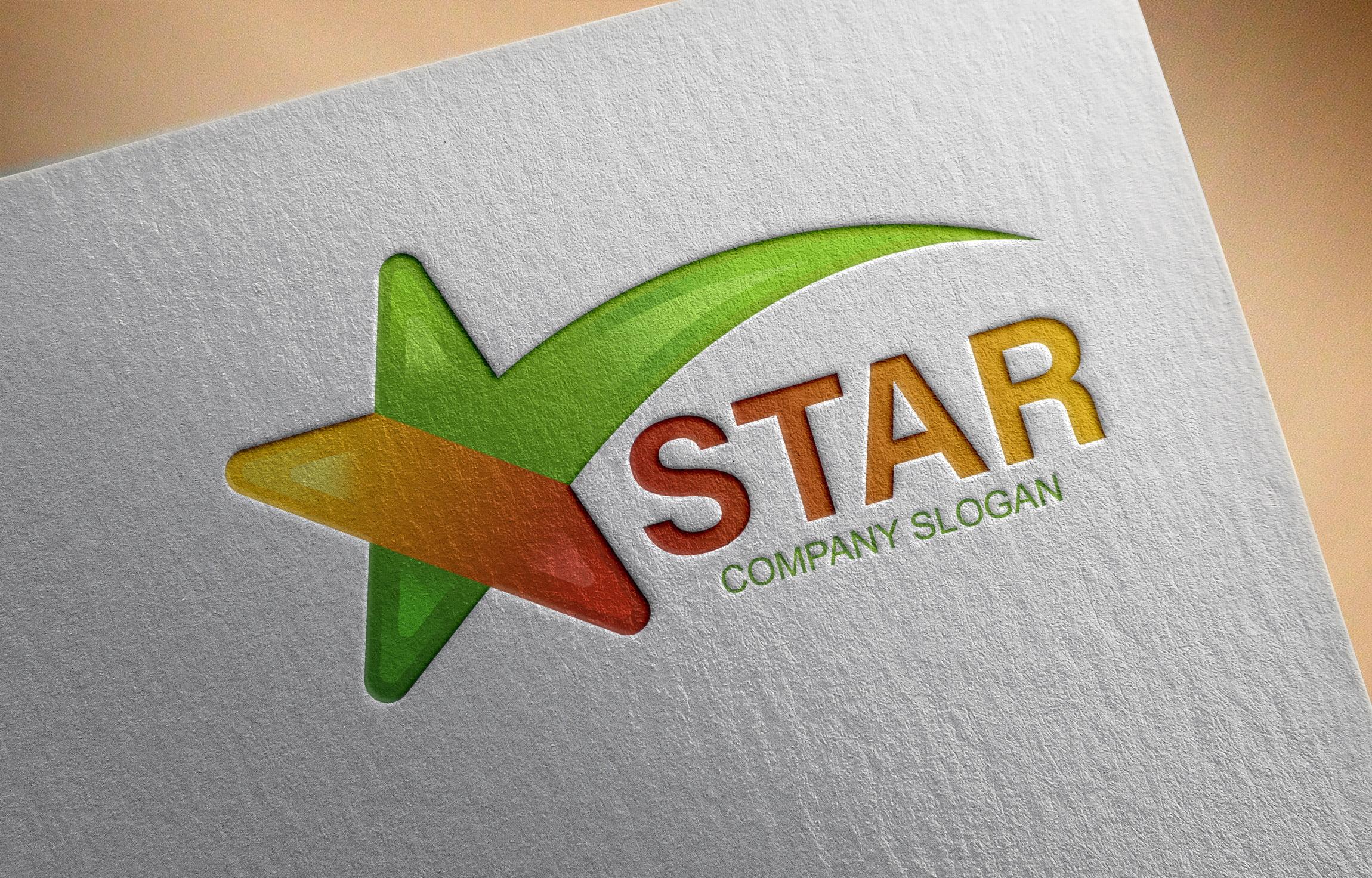 Star Logo Design Free Download