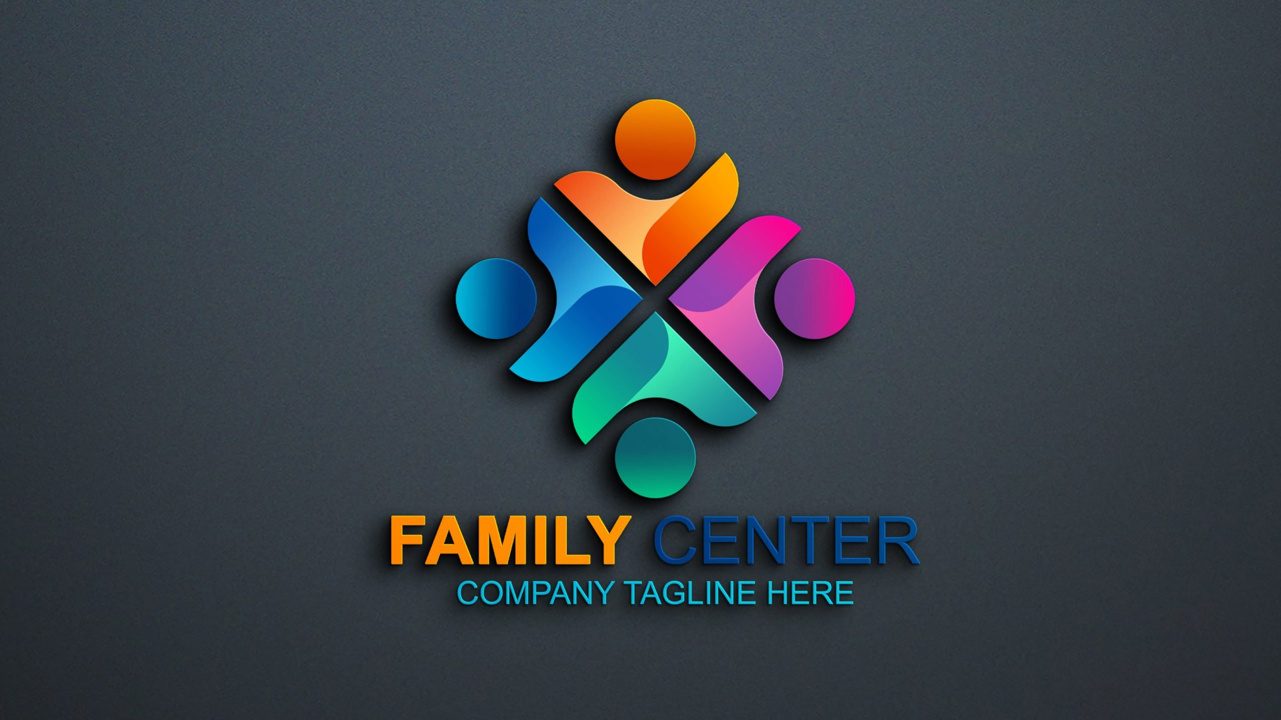 Download Family Logo Vector Template