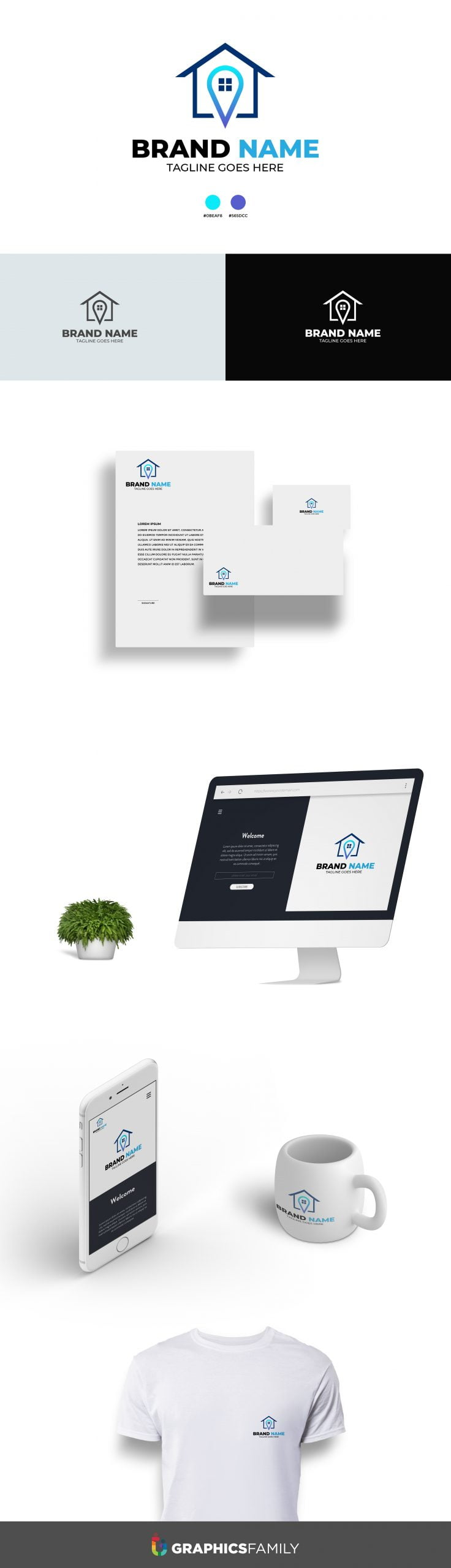Free Real Estate Logo Vector Download