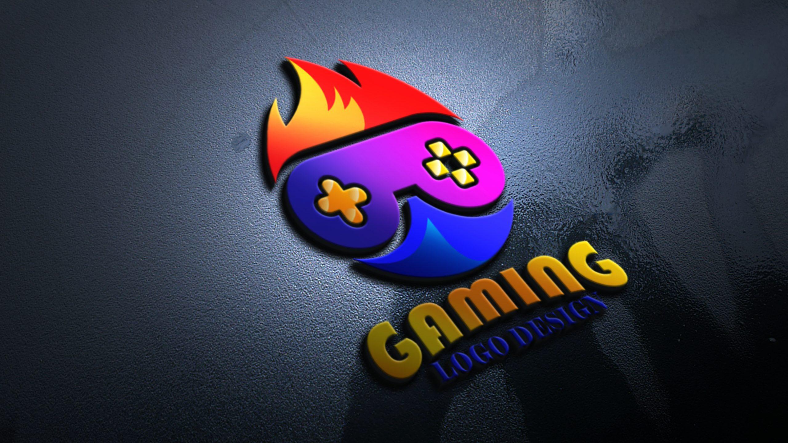 Gaming Logo Design Download