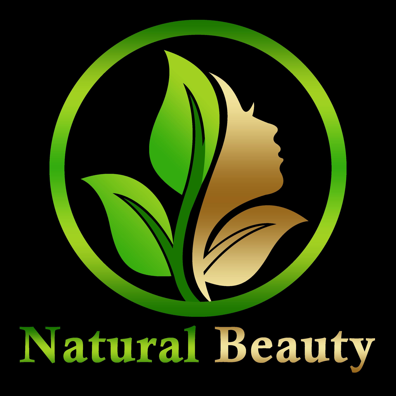 Natural Beauty Logo Design png