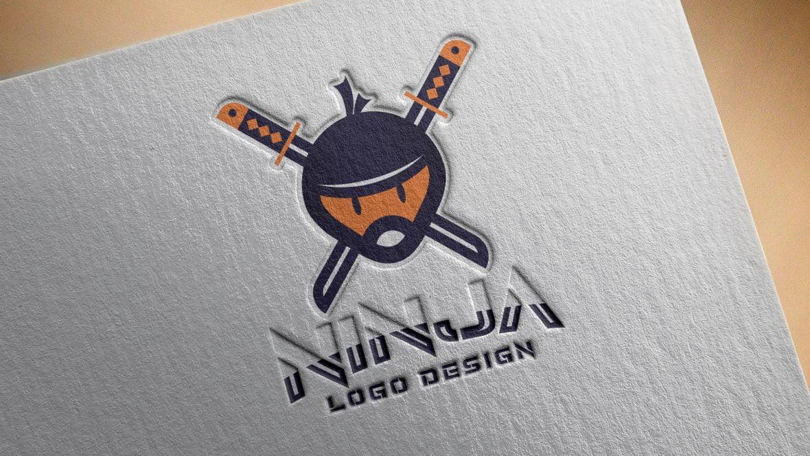 Free Ninja Logo Design