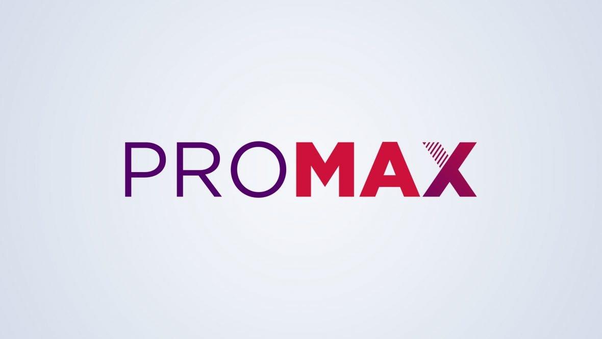 Promax Logo Design